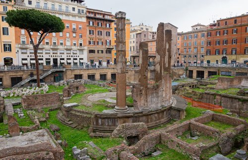 Site of Julius Caesar Assassination in Rome to Open to Tourists for the First Time | Frommer's