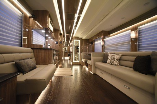 Luxury Rock Star Tour Buses Become A Travel Option in This Pandemic   Frommer's