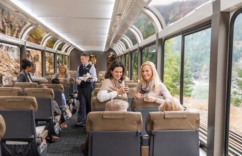 Canada's Famed Rocky Mountaineer Train Expands to the American West | Frommer's