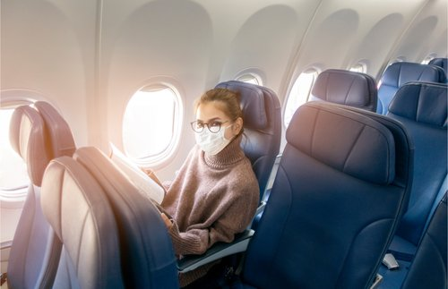 Headlines Shout of Covid-19 Exposure on Flights, but Look Deeper—It's Worse   Frommer's