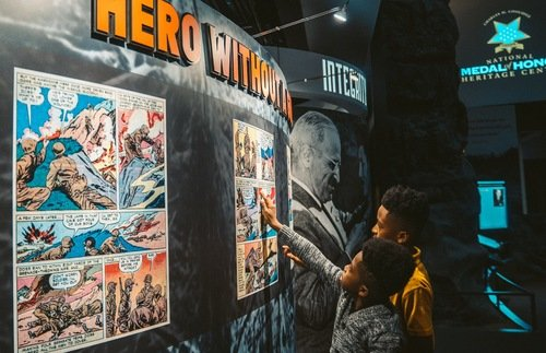 New Museum Honors Recipients of the U.S. Military's Medal of Honor | Frommer's