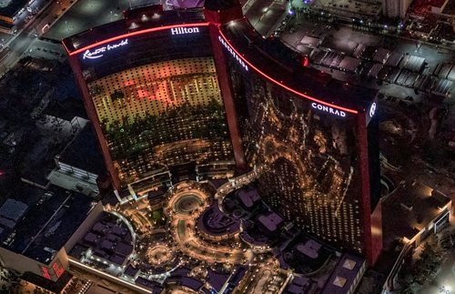 What to Expect at the Newly Built Resorts World Las Vegas, Opening in June | Frommer's