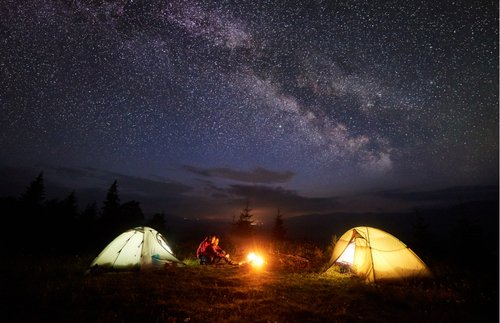 The Three Mistakes Campers Should Avoid When Picking a Place to Pitch a Tent | Frommer's