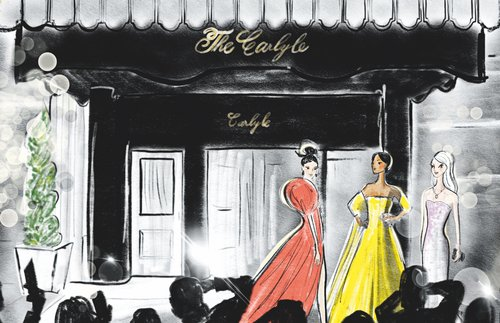 Gorgeous Photo Book Celebrates 90 Years of Stars and Style at The Carlyle Hotel in NYC | Frommer's