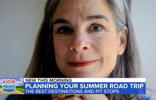 WATCH: Pauline Frommer's Road Trip Tips on Good Morning America   Frommer's