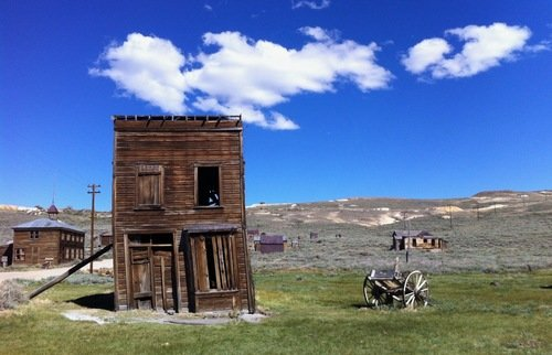 9 Ghost Towns to Explore During Road Trips Through the American West | Frommer's