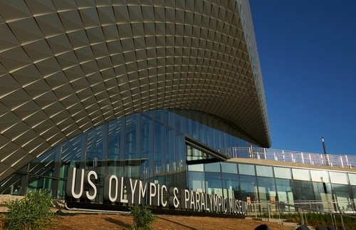 New U.S. Olympic Museum Is Your Only Chance to Cheer on Team USA in 2020 | Frommer's