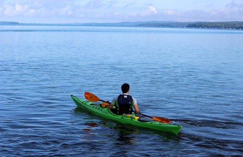 Northern Michigan's Lakes and Rivers: Five Top Ways To Get on the Water | Frommer's