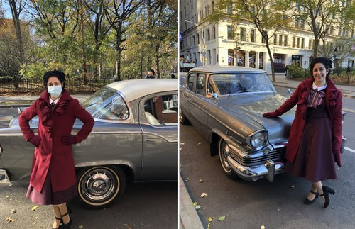 Miss Mrs. Maisel? Tour the Show's NYC Locations in a Vintage Studebaker | Frommer's