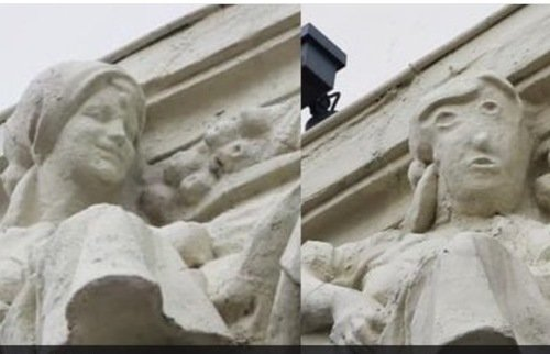 Move Over, Monkey Christ: The Potato Head of Palencia Is Spain's Newest Botched Restoration | Frommer's