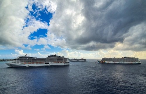 Port Cities Say 'No More Cruiseships'