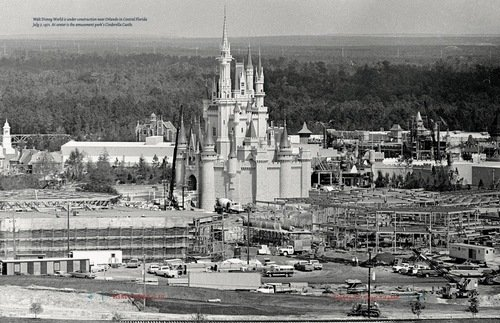 Walt Disney World's First 50 Years—Through the Lens of Orlando's Newspaper | Frommer's