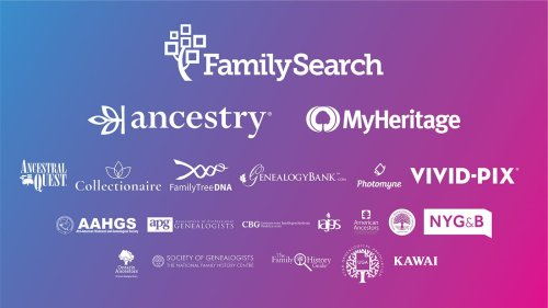 Home • RootsTech Connect 2021 • FamilySearch