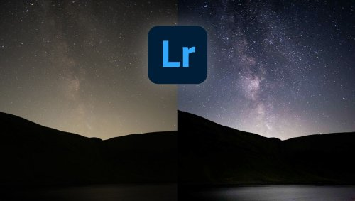 How to Edit Milky Way Photos With Lightroom 2021