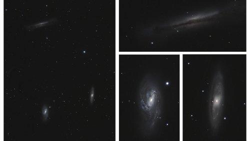 How Astrophotographers Shoot (Very) Long Exposures