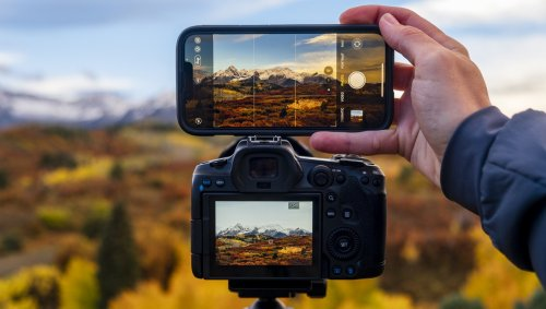 $5,000 Pro Camera vs iPhone 13 Pro: Can You See the Difference?