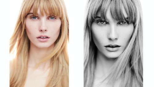 How to Create High-Key Portraits With a Mix of Natural and Constant Light