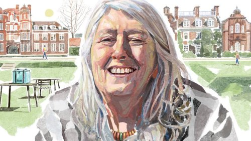 Mary Beard: 'The ancient world is a metaphor for us'