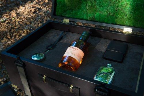 Prestigious Aberlour 40 Year-Old Whisky Nomade Coffret