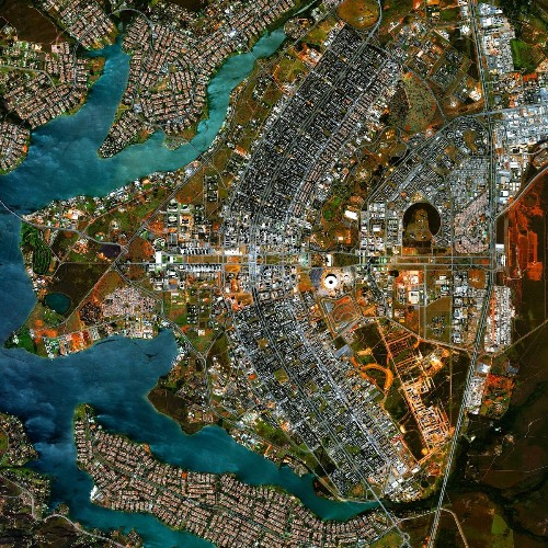 Aerial Pictures of UNESCO World Heritage