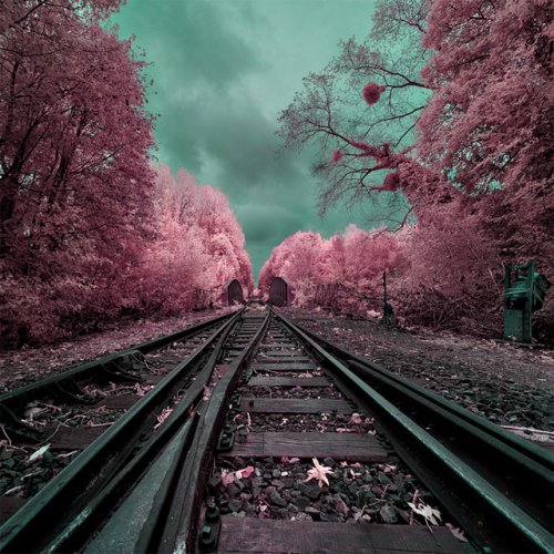 The Infrared Landscapes