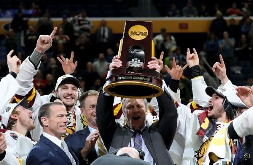 How to Watch Live Men's NCAA Tournament on fuboTV: Frozen Four Schedule & Preview