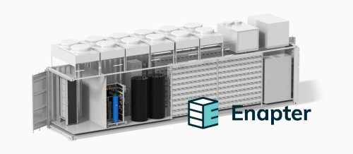Enapter's AEM Multicore Electrolyser Will Lower the Cost of Green Hydrogen Production