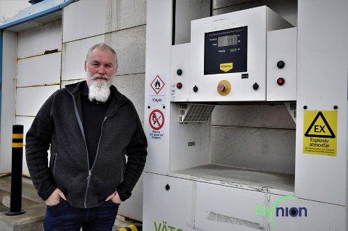 Hynion Is Starting Up Gothenburg Hydrogen Station