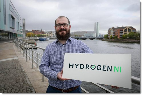'Hydrogen NI' Launched to Support Growth of Northern Ireland's Hydrogen Economy