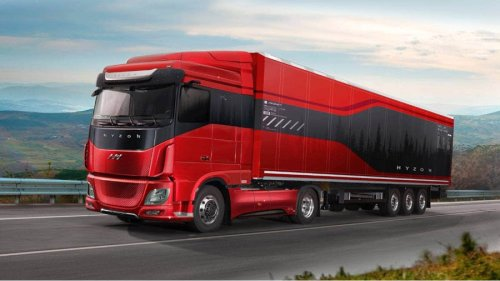 Hyzon: Heavy Duty Vehicles-Hydrogen Vs Diesel- Fuel Cells Works