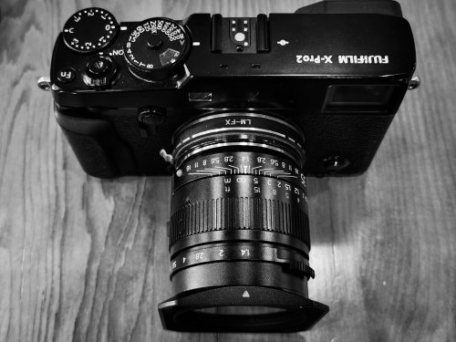 5 Tips On Mastering Manual Focus With Non-Native Lenses On The Fujifilm X-Mount