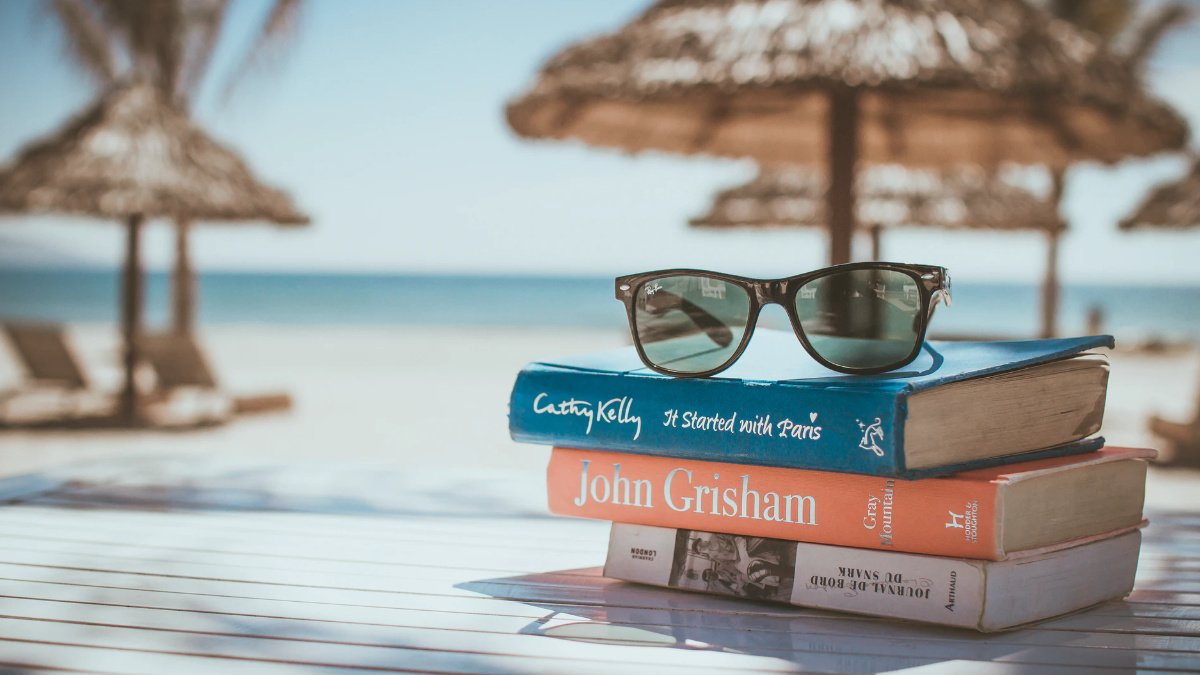 10 Books That You Should Totally Pack For Your Next Vacation