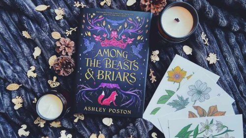 Into the Woods: Review of Among the Beasts and Briars by Ashley Poston