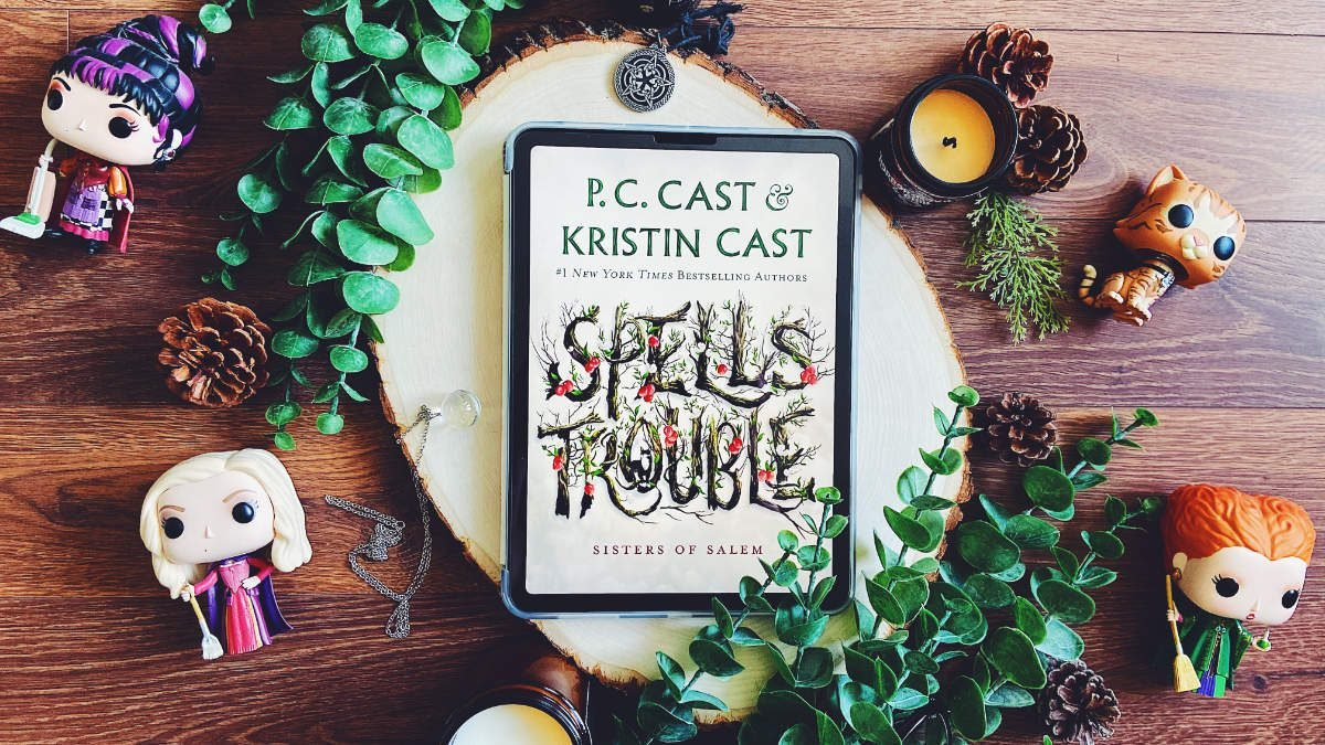 The New Salem: Review of Spells Trouble by P.C. Cast & Kristin Cast