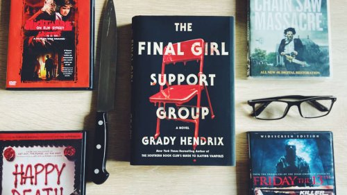 Slashers & Scream Queens: Review of The Final Girl Support Group by Grady Hendrix