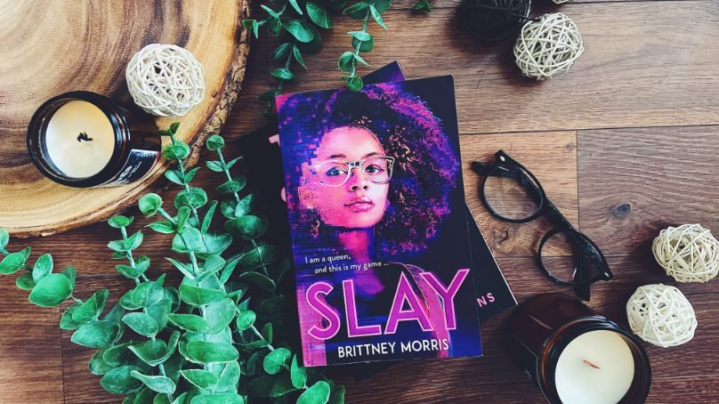 When Video Games Kill: Review of Slay by Brittney Morris