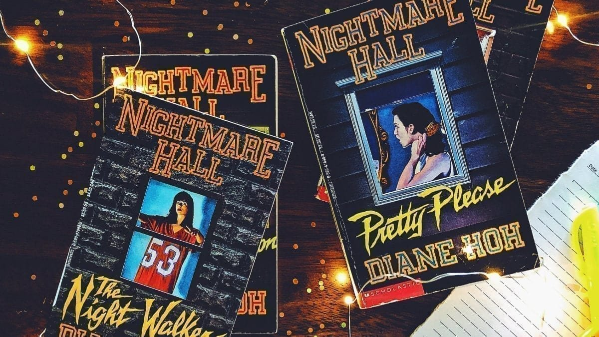 The Spooky Goings on of Nightmare Hall