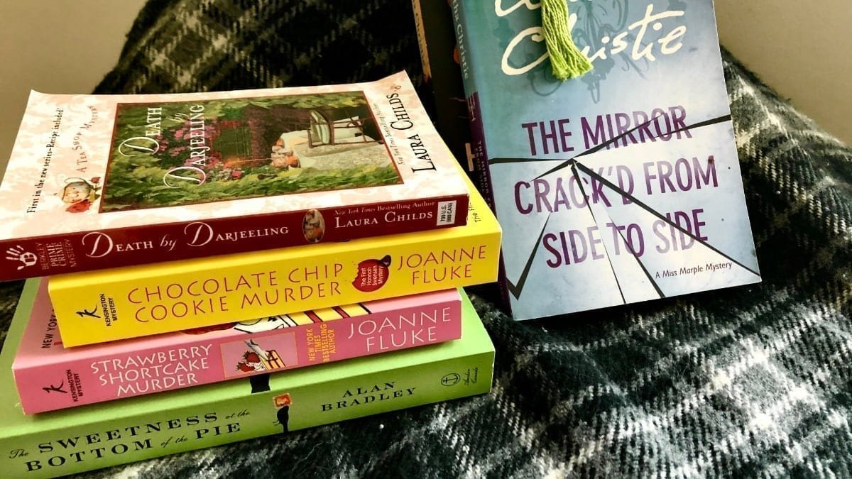 Let's Snuggle & Solve Mysteries: 10 Best Cozy Mystery Books You Can Curl Up With