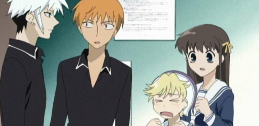 Funimation Flashback: A Look Back at Fruits Basket (2001)