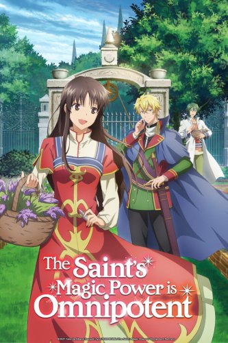 Funimation Debuts Commissioned Key Visual for The Saint's Magic Power is Omnipotent