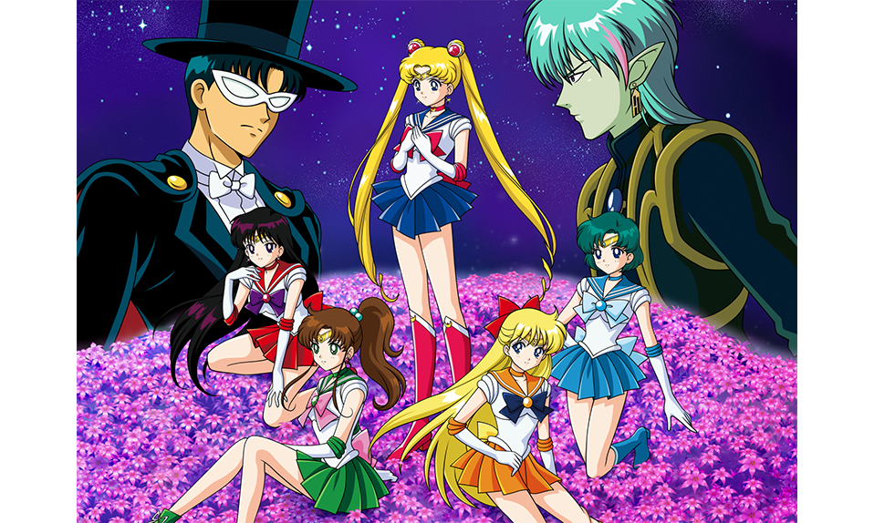 Sailor Moon R: The Movie, Two Berserk Films Join the Funimation Catalog