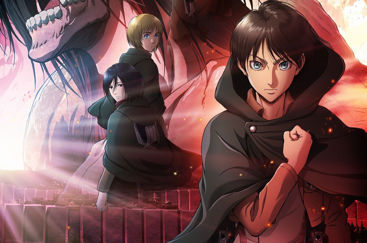Attack on Titan ~Chronicle~ Recap Movie Acquired By Funimation