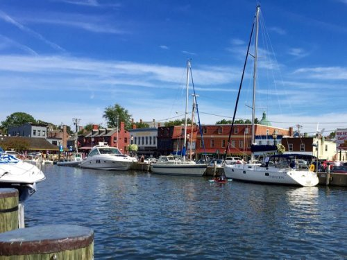 Annapolis Maryland Day Trip or Weekend Getaway by the Bay