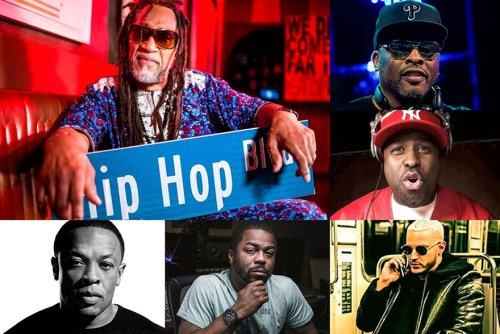 Top Hip Hop DJs of All-Time