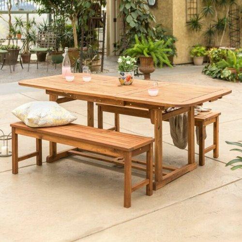 #15 Mẫu bàn ghế sân vườn ngoài trời đẹp, tuổi thọ cao   Furaka