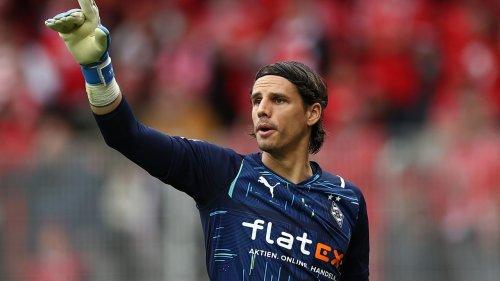 """Gladbach plant Verlängerung mit Sommer: """"Wir wollen ihn sehr lange halten"""""""