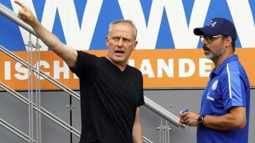 Struth erinnert: Als Schalke Streich aus Freiburg abwerben wollte