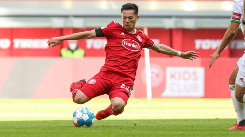Medien: Frankfurt baggerte an Fortuna-Talent Appelkamp