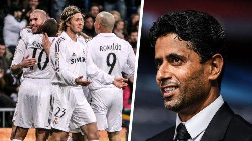 "Real Madrids ""Galacticos"" als Vorbild für PSG?"