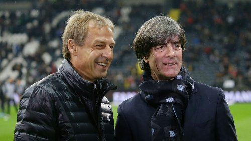 """Klinsmann: """"Was Jogi in den 15 Jahren geleistet hat, ist herausragend"""""""